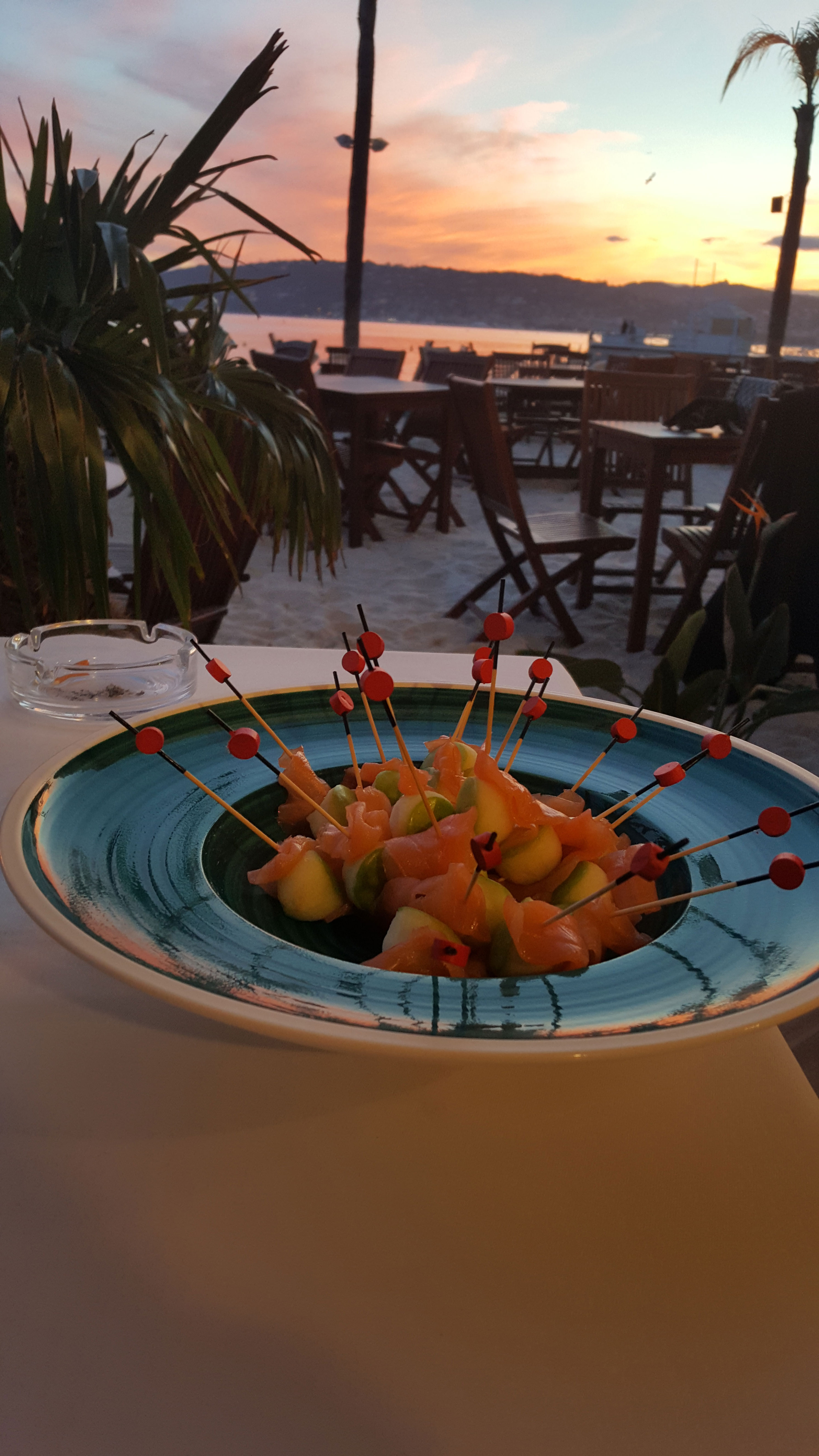 Restaurant_reception_sunrise_salade_de_fruit